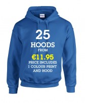25 Hood Special from