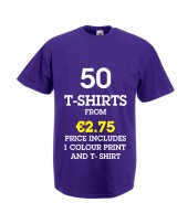 50 Tee Special from